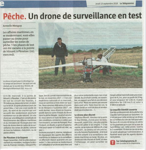 Drone afmar